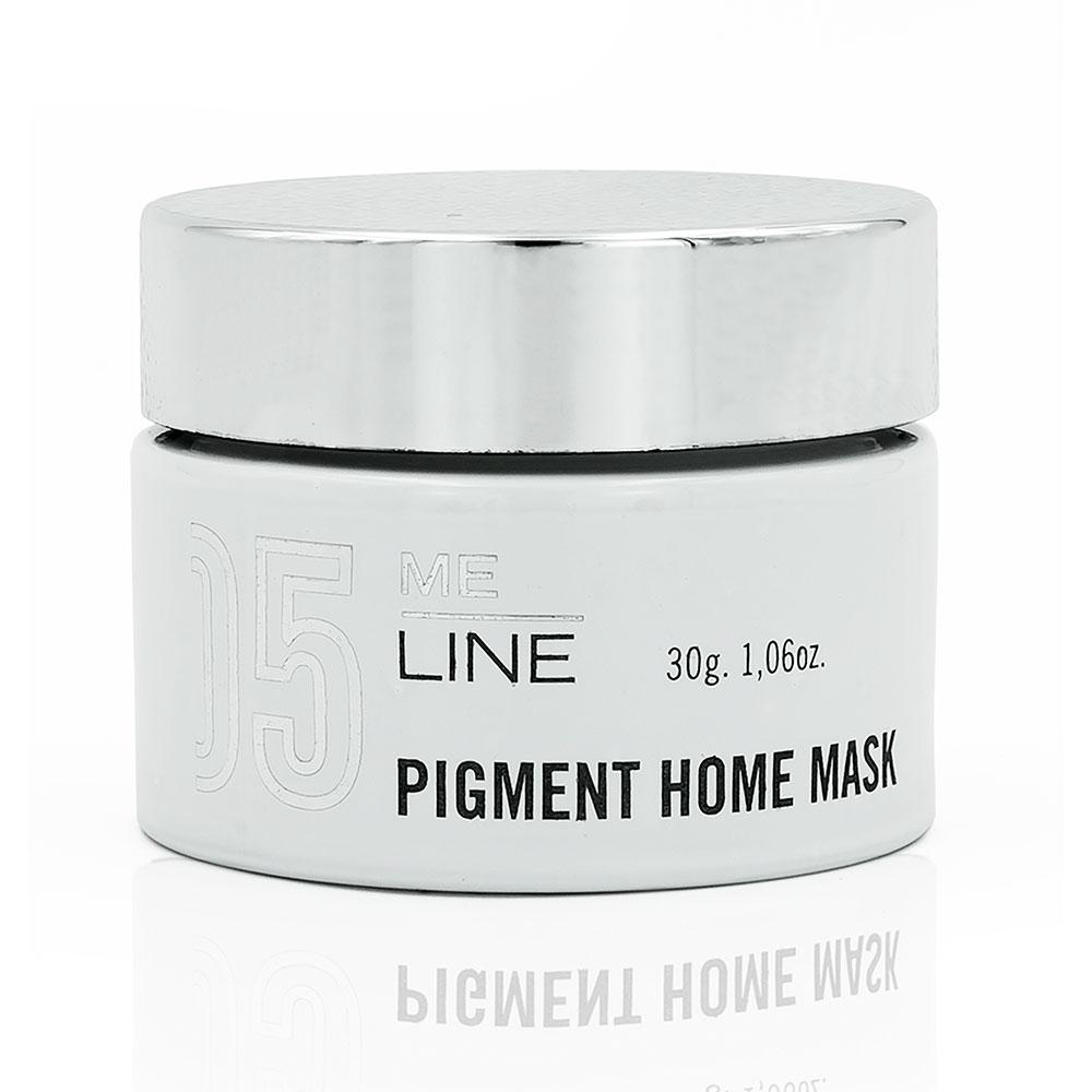 05 Me Line PIGMENT HOME MASK – Maska o silnym działaniu depigmentującym i rozjaśniającym